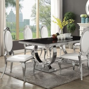 Culto Bianco e Nero Dinette - cult white and black